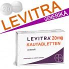 Levitra Kautabletten per Nachnahme bestellen