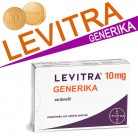 Levitra Generika 10mg günstig kaufen per Nachnahme